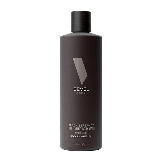 Bevel Body Black Bergamot Shower Gel - 16 oz.