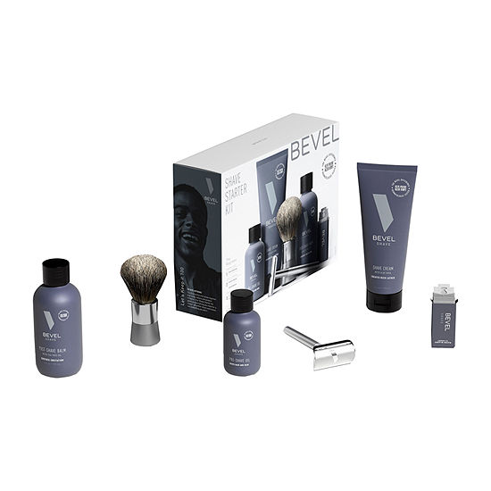 Bevel 90 Day Starter Shaving Kit