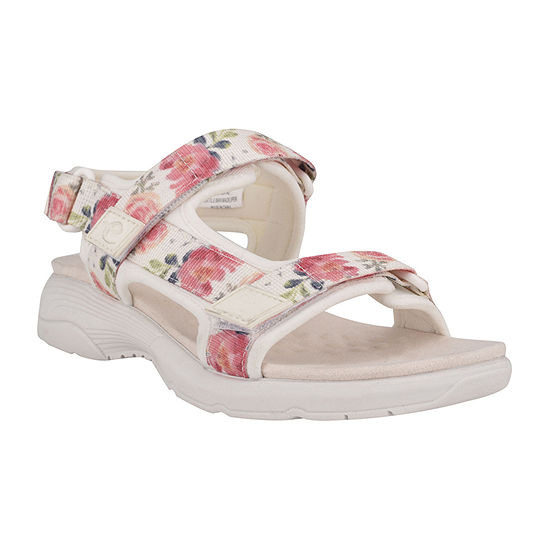 Easy Spirit Womens Tabata Strap Sandals