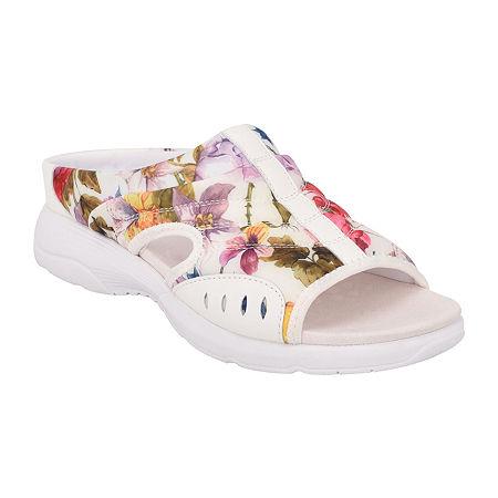 Easy Spirit Womens Traciee Slide Sandals