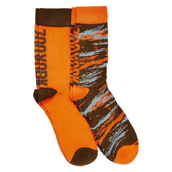 Zoo York® 2-pk. Tiger Camo Socks