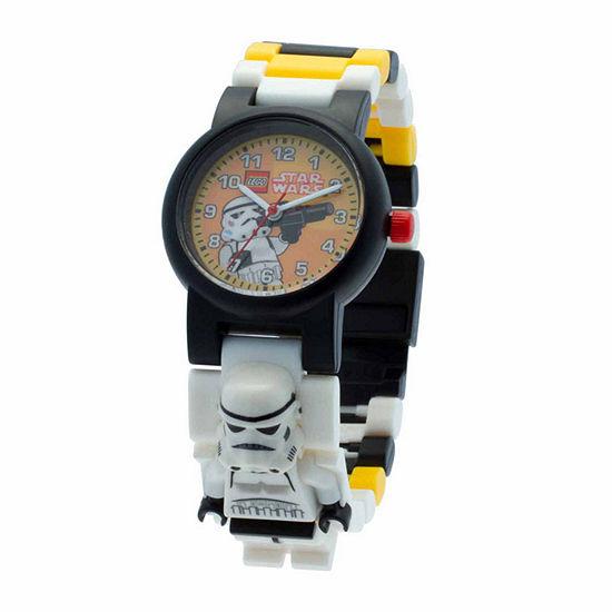 Lego Star Wars Unisex Adult Multicolor Bracelet Watch - 8020424