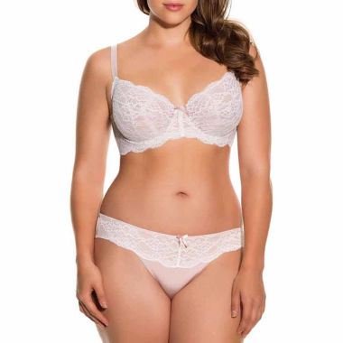 jcpenney.com | Dorina Phoebe Lace Unlined Underwire Bra and Brief Panty