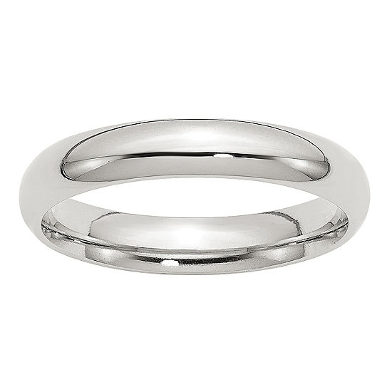Personalized Womens 4MM Wedding Band