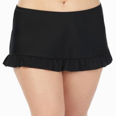 Boutique + Swim Skirt-Plus