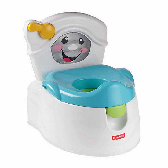 Fisher Price Learn to Flush Potty Chair