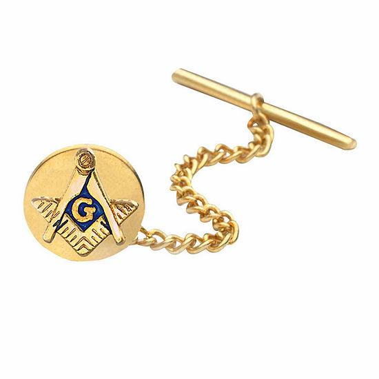 Masonic Emblem Tie Tack