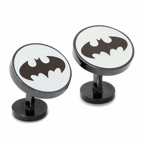 Batman™ Logo Glow-in-the-Dark Cuff Links