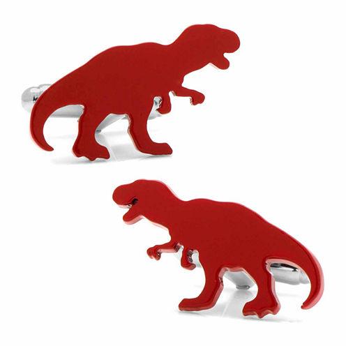 T-Rex Dinosaur Cuff Links