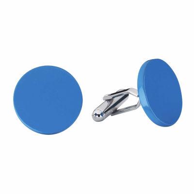 Round Cuff Links