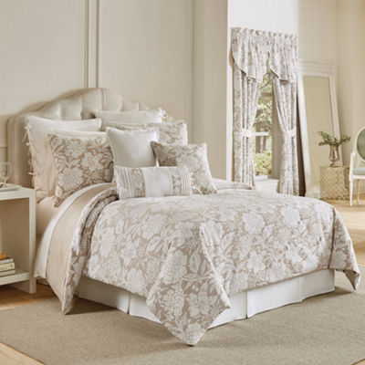 Croscill Classics Nellie 4-pc. Comforter Set & Accessories