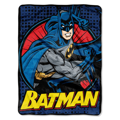 Batman Throw