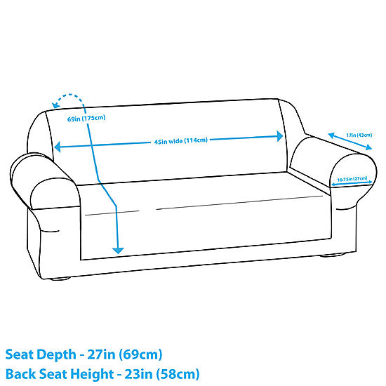 Magnificent Maytex Smart Cover Buffalo Check Reversible Microfiber 3 Piece Loveseat Furniture Pet Cover Protector Alphanode Cool Chair Designs And Ideas Alphanodeonline