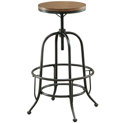 Bronchley Industrial Bar Stool
