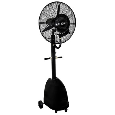 "Luma Comfort MF26B 26"" Commercial Misting Fan"""