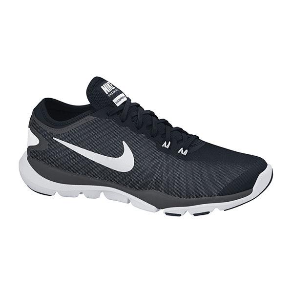 Nike Flex Supreme Tr 6 Women's Arhletic Training Sneaker Shoe Gray Size 6.5