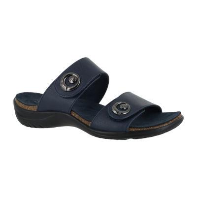 Easy Street Dory Womens Strap Sandals