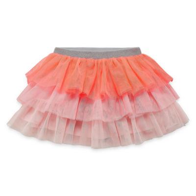 Okie Dokie Full Tutu Skirt - Toddler Girls