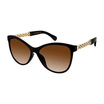 South Pole Full Frame Cat Eye UV Protection Sunglasses-Womens