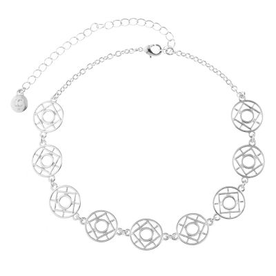 Liz Claiborne Womens Round Choker Necklace