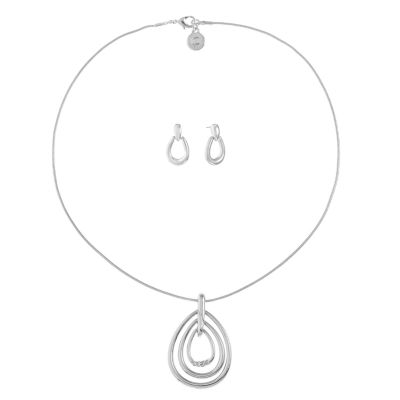 Liz Claiborne Womens 2-pack Jewelry Set
