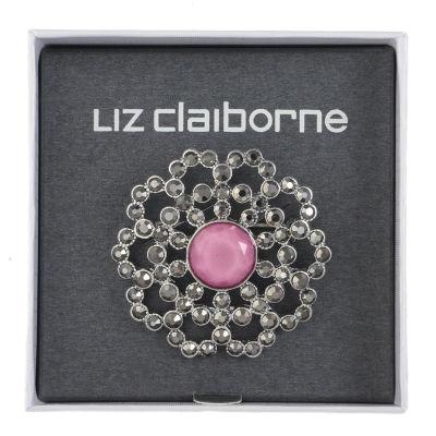 Liz Claiborne Pink Pin