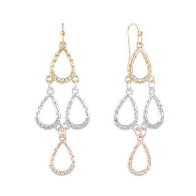 Liz Claiborne Chandelier Earrings