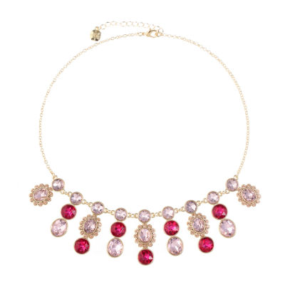 Monet Jewelry Statement Necklace