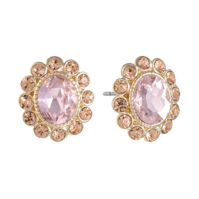 Monet Jewelry 22mm Stud Earrings
