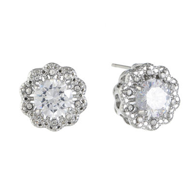 Monet Jewelry 13mm Stud Earrings