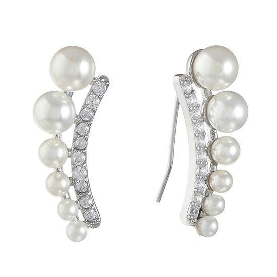 Monet Jewelry Ear Climbers