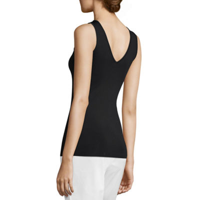 Worthington Reversible Tank Top - Tall