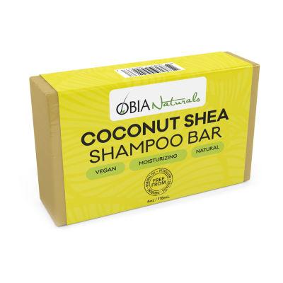 Obia Naturals Coconut Shea Shampoo Bar - 4 oz.