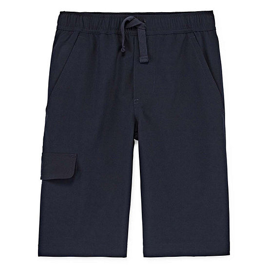 IZOD Little & Big Boys Stretch Adjustable Waist Jogger Short