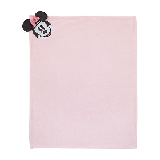 Disney Mickey And Minnie Exploration Minnie Mouse Baby Blankets