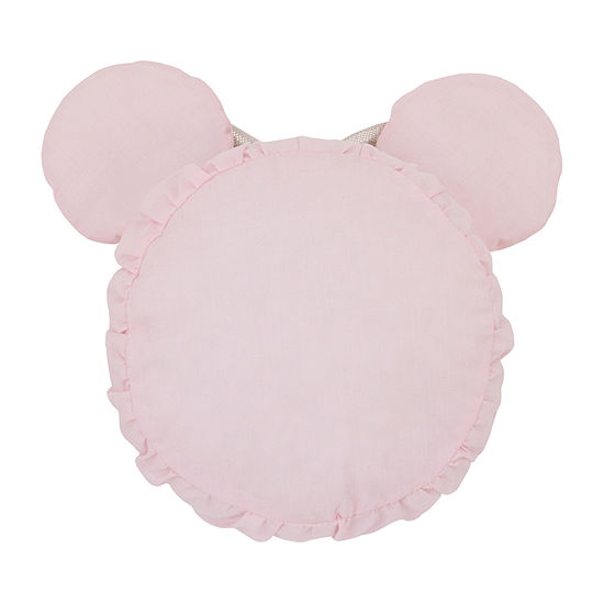 Minnie Mouse Decorative Shaped Pillow