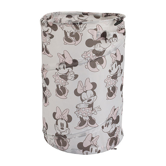 Minnie Mouse Round Pop-Up Hamper