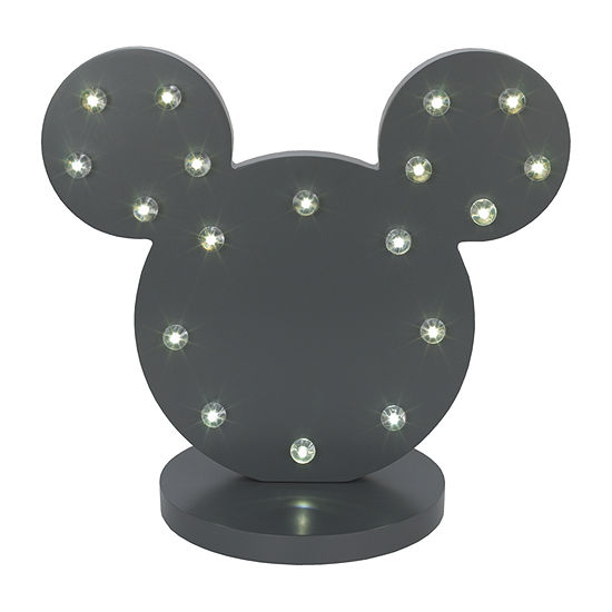 Disney Collection Mickey And Minnie Exploration Decor Kits