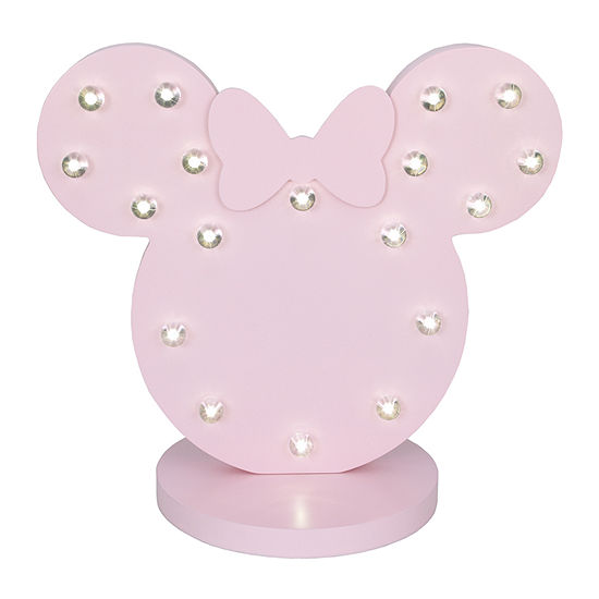 Disney Collection Minnie Mouse Marquee Lights