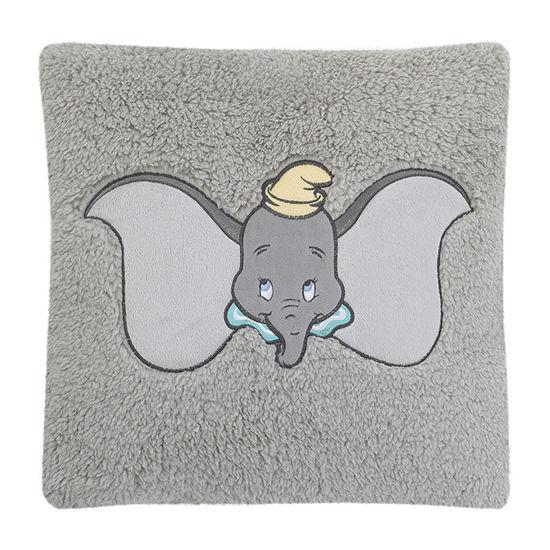 Dumbo Decorative Sherpa Pillow