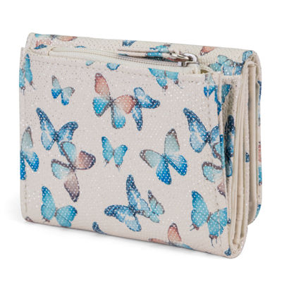 Mundi Anna Trifold RFID Blocking Indexer Wallet