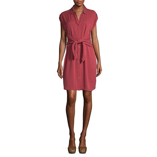 Ana Short Sleeve Shirt Dress