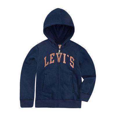 Levi's Embroidered Hoodie - Preschool Girls