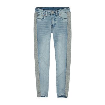 Levi's 710 Stella Super Skinny Fit Jean - Preschool Girls