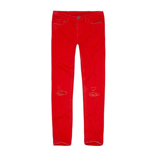 Levi's 710 Color Skinny Fit Jean - Preschool Girls