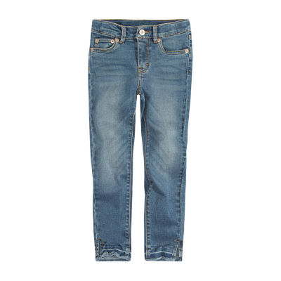 Levi's 710 Lola Ankle Super Skinny Fit Jean - Preschool Girls