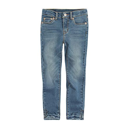 Levi's 710 Lola Little Girls Skinny Skinny Fit Jean