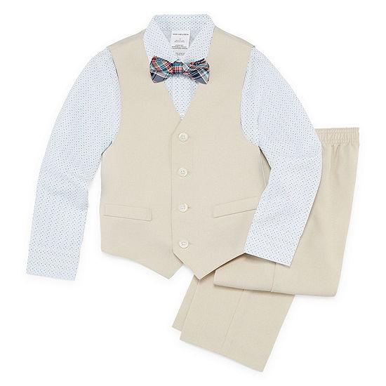 Van Heusen Boys 4-pc. Suit Set Preschool / Big Kid