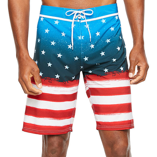 Burnside Americana Board Shorts