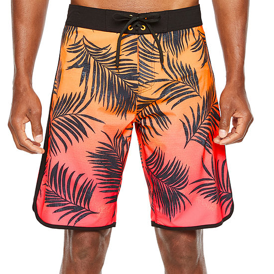 fb5a46ba5efa8 Burnside Leaf Board Shorts - JCPenney